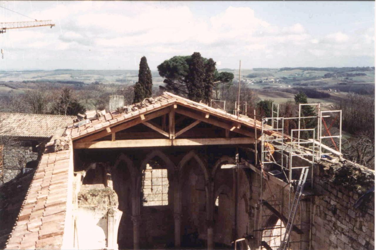Restauration de 1984 à 1999