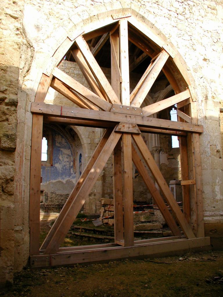 Chapelle castrale - 2005