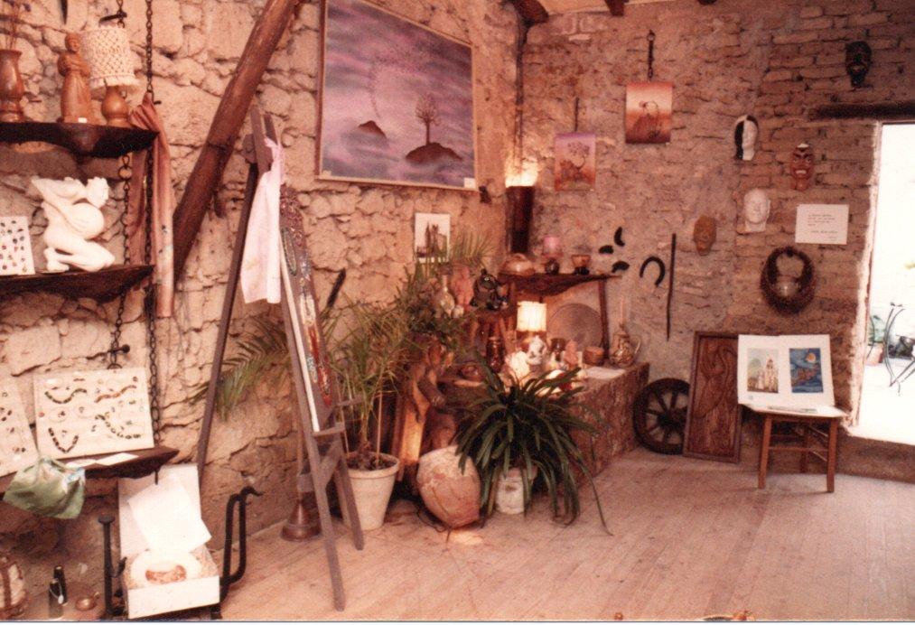 Exposition de 1979 à 1982