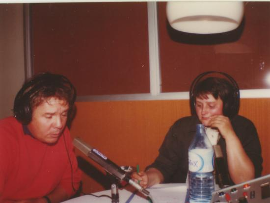 Sylvie Trenta et Yann - Sud radio