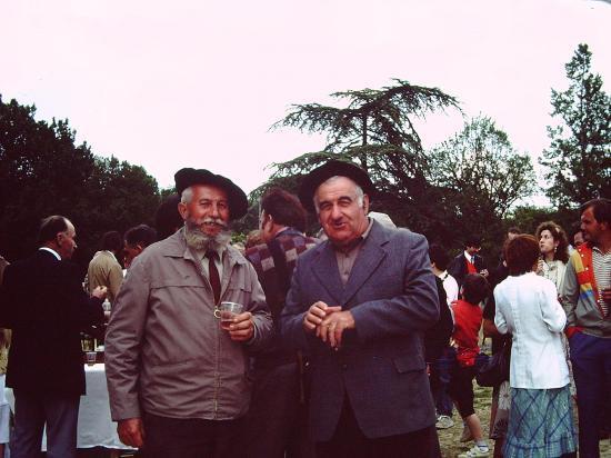 Elie Ducassé et Desprat