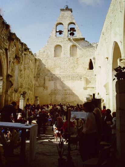 La messe à ciel ouvert -1988