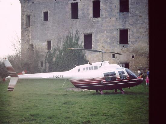 L'hélicoptère des frères Bogdanoff