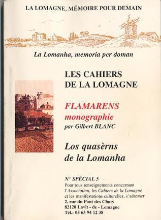 Monographie du village de flamarens