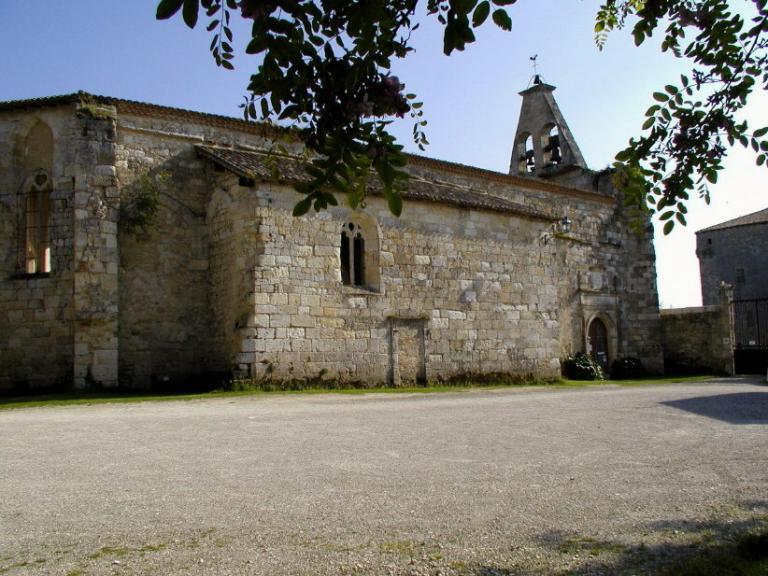 L'église Saint Saturnin
