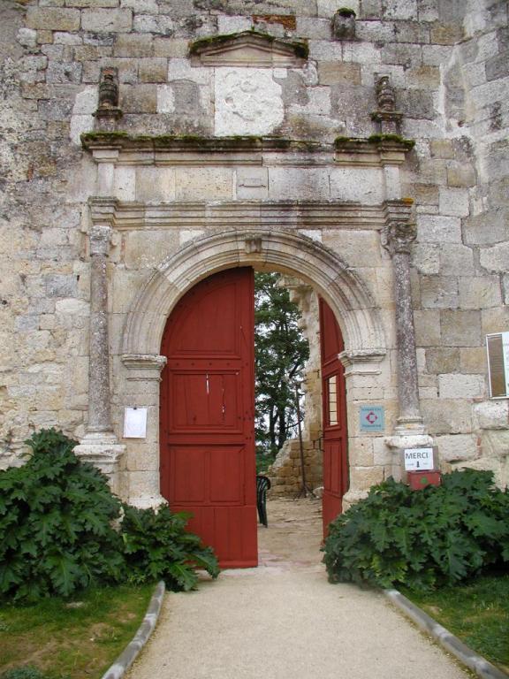 La porte renaissance