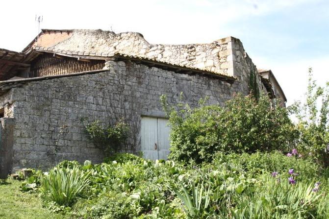 Ancien mur d'enceinte nord