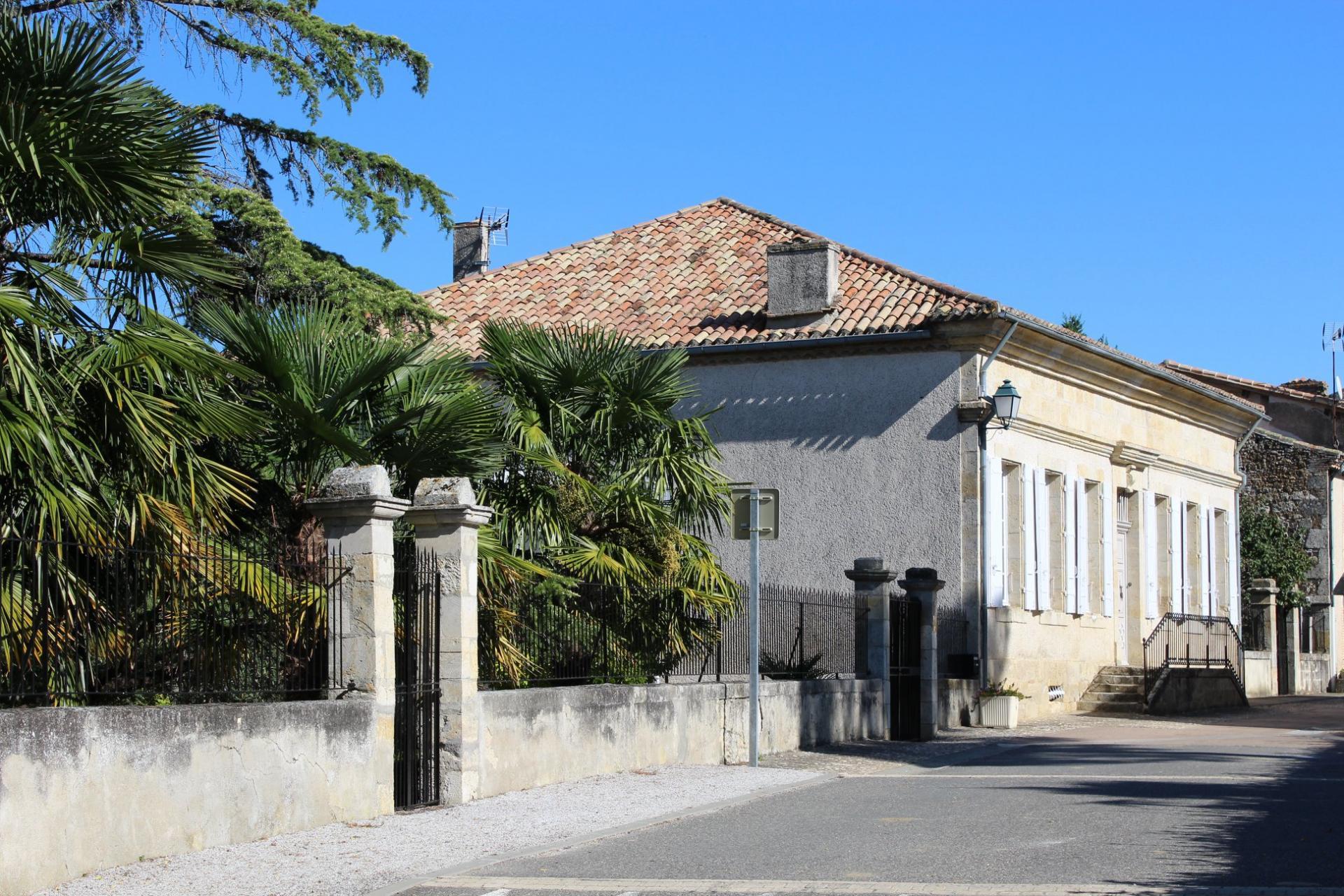 Maison de Charles de Mazade